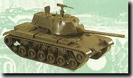 Herpa Minitanks/Roco  1/87 M-47 Patton Battle Tank HER221