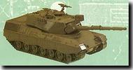 Herpa Minitanks/Roco  1/87 Leopard 1A3/A4 Tank HER275