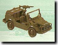 Herpa Minitanks/Roco  1/87 DKW/Auto Union F91/4 Munga Jeep HER281