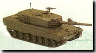 Herpa Minitanks/Roco  1/87 Leopard II Battle Tank HER329
