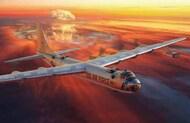 Convair B-36D Peacemaker USAF Heavy Bomber - Pre-Order Item #ROD337