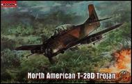 Roden  1/48 T-28D Trojan USAF Trainer Aircraft ROD450