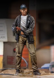 Royal Model  1/35 Zombie Hunter Man w/Gun (Resin) RML770