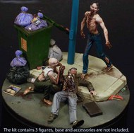 Night of the Living Dead Diorama #RML778