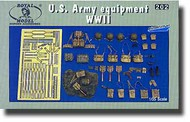 Royal Model  1/35 US Army Equipment RML202