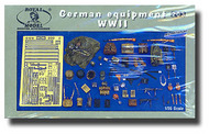 Royal Model  1/35 German Army Equipment RML203