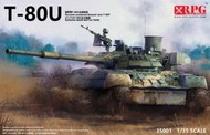 Russian T-80U Main Battle Tank #RPG35001