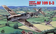 Messerschmitt Bf.109E-3 (France 1940) #RPM72012