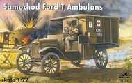 Ford Model T ambulance #RPM72101