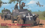 Radio Car Kfz.14 'Adler' #RPM72313