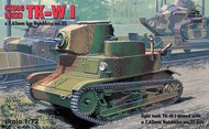 Light Tank TKW I #RPM72504