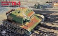 TKS w 37mm SA138 gunLight Tank TKW II #RPM72511