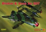 Blohm-und-Voss Ae-607 German project #RSM92087