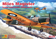 Miles Magister with PE parts #RSM92236