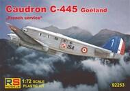 Caudron C-445 Goeland #RSM92253