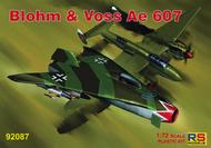 Blohm-und-Voss Ae-607 German project #RSM9287
