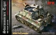 Sturmmorser Tiger RM61 L/5.4 / 38 cm with Full Interior #RFM5012