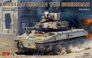 M551A1/M551A1 TTS Sheridan - Pre-Order Item #RFM5020