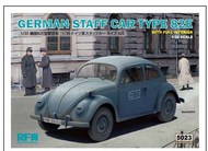 German Staff Car Type 82E with Full Interior #RFM5023