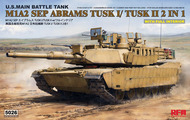 M1A2 SEP Abrams TUSK1/TUSK2 (2in1) with Full Interior #RFM5026