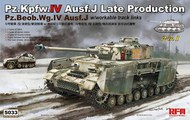 Pz.Kpfw.IV Ausf.J Late Production / Pz.Beob.Wg. 2n1 Kit #RFM5033