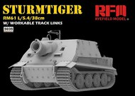 Sturmtiger w/ Workable Track Links #RFM5035