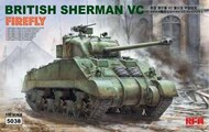 "BRITISH SHERMAN VC ""FIREFLY"" W/ WORKABLE TRACK LINKS #RFM5038"