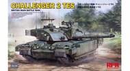 British Challenger 2 TES Main Battle Tank w/Workable Track Links #RFM5039