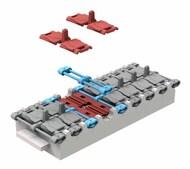 British Challenger 2 TR60 41 4FS Workable Track Links Set #RFM5054