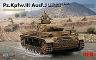 PzKpfw III Ausf J Tank w/Full Interior & Workable Track Links - Pre-Order Item #RFM5072