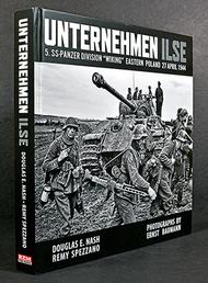 """Unternehmen Ilse - 5. SS-Panzer Division """"WIKING"""" RZMBK018"""