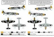 Messerschmitt Bf.109G-10 Hungarian Air Force #SBSD4829D