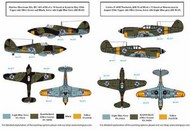 Captured Fighters in Finnish Service #SBSD4835D