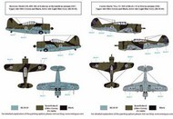 Finnish Fighters - Post War Markings #SBSD4837D