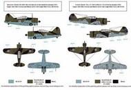 Finnish Fighters - Post War Markings #SBSD7237D