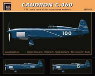 Caudron C.460 #SBSK7023
