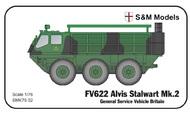 S & M Models  1/76 FV622 Alvis Stalwart Mk.2 Britain SMK76-02