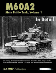 M60A2 Main Battle Tank Volume 1 In Detail #SAB003
