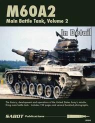 M60A2 Main Battle Tank Volume 2 In Detail #SAB004