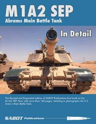 M1A2 SEP Abrams Main Battle Tank In Detail #SAB007