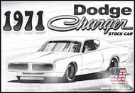 1971 Dodge Charger Stock Car #SJM1971