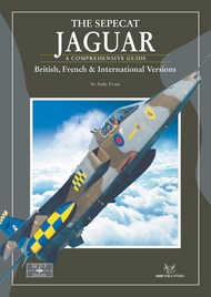 SAM Publications   N/A #27 The Sepecat Jaguar Guide Book - British, French & International Versions SAM28