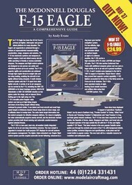 SAM Publications   N/A #37 McDonnell F-15 Strike Eagle, A Comprehensive Guide SAM37