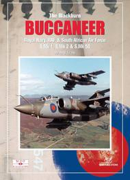 SAM Publications   N/A SP#6 The Blackburn Buccaneer SAMSD06