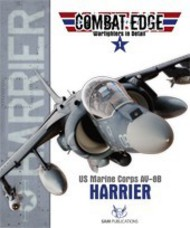 SAM Publications   N/A Combat Edge #1: US Marine Corps AV-8B Harrier SAMCE04