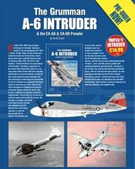 SP#11 The Grumman A-6 Intruder [EA-6E EA-6B Prowler] #SAMSD11