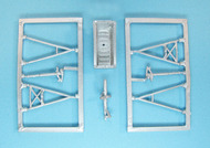 Scale Aircraft Conversion  1/144 C-119 Boxcar Landing Gear (for Roden Kit) … all variants SCV14419