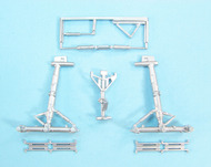 Scale Aircraft Conversion  1/144 Boeing 777 Landing Gear (for Zvezda Kit) SCV14423