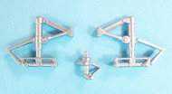 Scale Aircraft Conversion  1/144 C-141B Starlifter Landing Gear (for Roden Kit) SCV14424