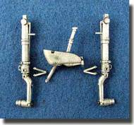 Scale Aircraft Conversion  1/32 P-47 Thunderbolt Landing Gear (for Trumpeter Kit) SCV32041